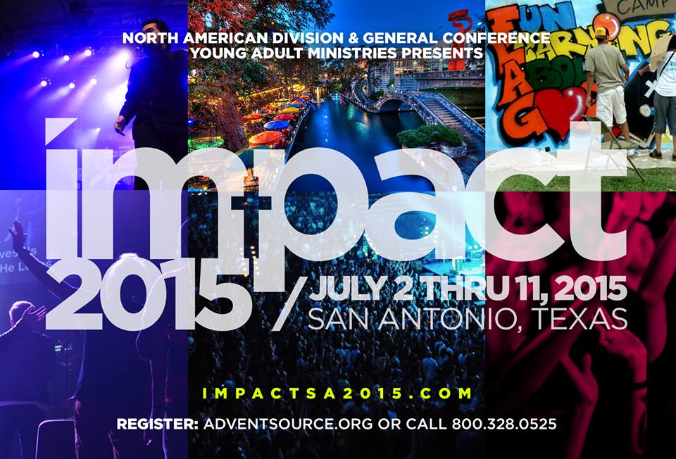 Impact 2015 Young Adults
