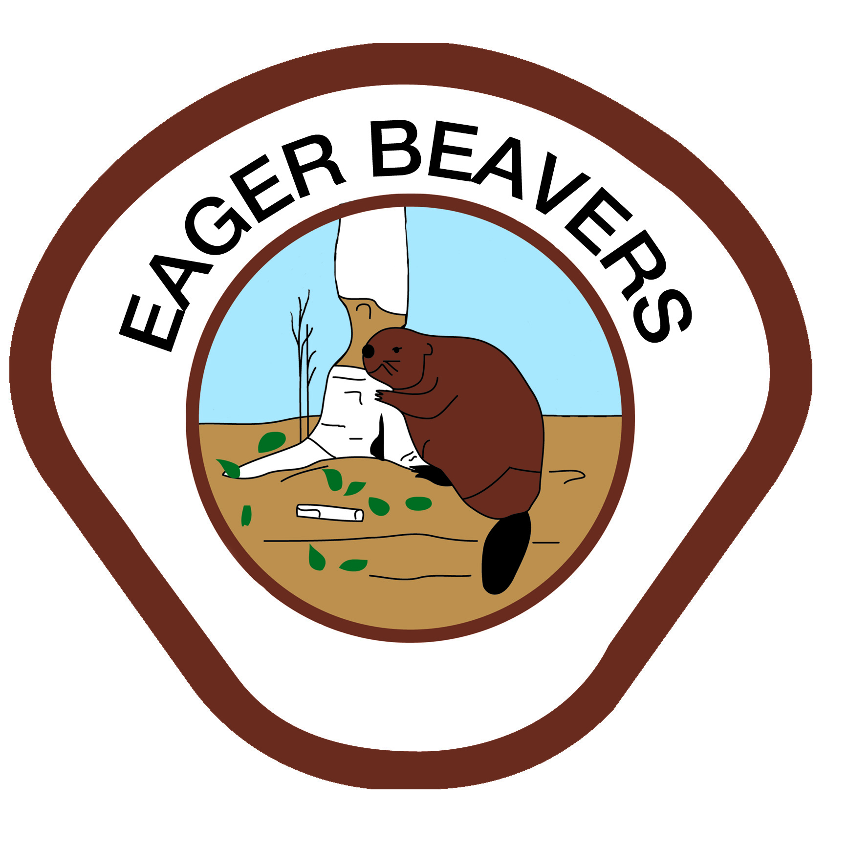 Eager Beaver Club Logos Adventist Youth Ministries Nad
